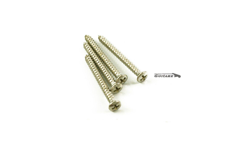 Vis manche fender stratocaster telecaster cruciformes chrome ou gold - Des visses ou des vis ...