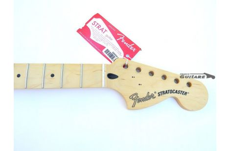 Manche Stratocaster Fender Deluxe Roadhouse Series Maple