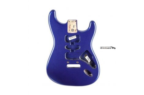Corps Genuine Fender Stratocaster American Standard Mystic Blue HSH
