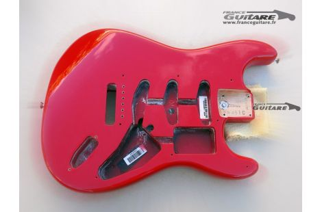 Corps Fender Stratocaster Artist Series Eric Clapton Torino Red