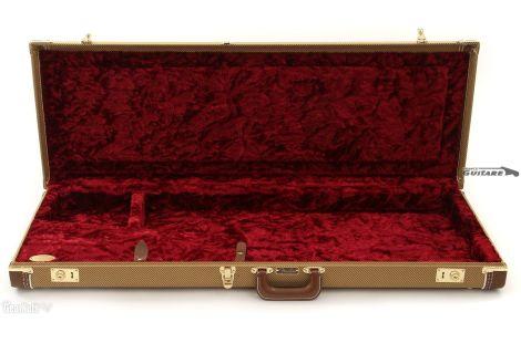Guitare Fender Flight Case Tweed G and G Vintage Strat et Tele
