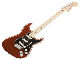 Guitare Stratocaster Fender Deluxe Roadhouse Stratocaster Classic Copper
