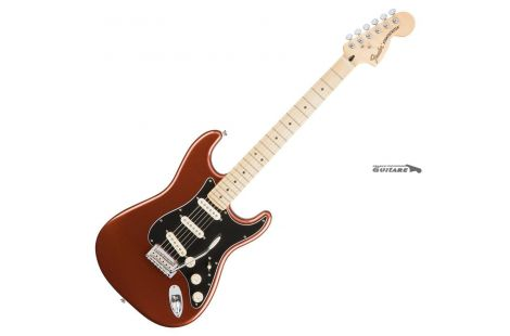 Guitare Stratocaster Fender Deluxe Roadhouse Stratocaster Classic Copper
