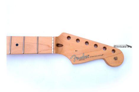 Manche Fender American Stratocaster Deluxe Commemorative 60th Anniversary 2014