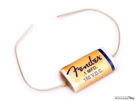 Fender Pure Vintage Condensateur PIO bleu Cornell Dubilier ZNW1P1
