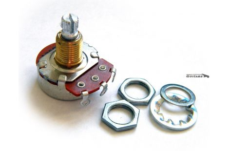 Potentiomètre Bourns Vintage 250K Audio Log précision smooth turning