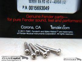 Vis intonation diapason Fender pontets Stratocaster 001-5693-049