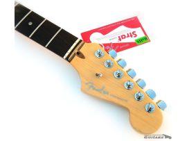 Manche Genuine Fender Stratocaster American Deluxe touche Palissandre Compound Radius