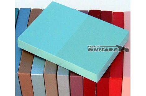 vernis teinte fender variation sonic blue/daphne blue