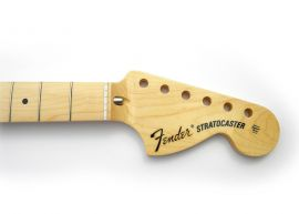 Manche Genuine Fender Stratocaster Classic Series 70s Maple Erable
