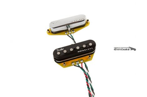 Fender Micros Telecaster Gen 4 Noiseless™ Telecaster Pickups