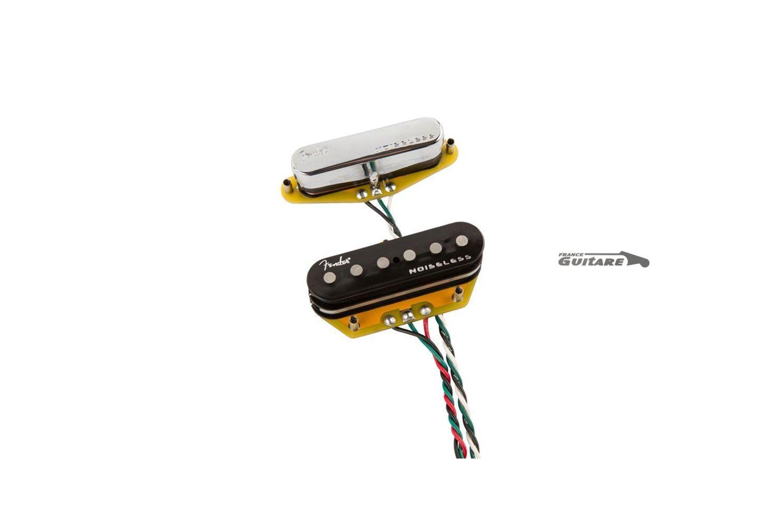 Fender Micros Telecaster Gen 4 NoiselessTM Telecaster Pickups