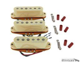 Jeu de Micros Fender Stratocaster Gen 4 noiseless Pickups