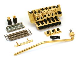 Tremolo Schaller Standard Floyd Rose Gold