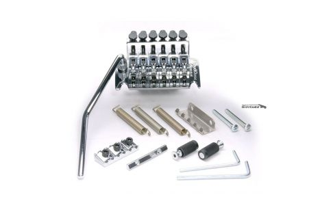 Kit Tremolo FLOYD ROSE Special Chromé Licence Made in Korea