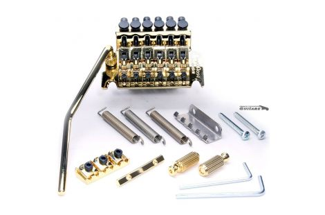 Kit Tremolo floyd rose Special Gold