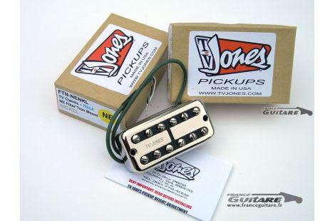 Jeu de micros TV JONES Classic Pickups Double vintage