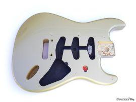 Corps Fender Stratocaster Classic Player Vintage 50s Shoreline Gold
