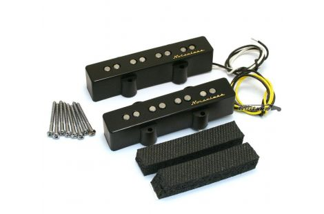 Micros Fender Jazz Bass Vintage Noiseless pickups 099-2102-000