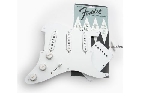 Loaded Pickguard Fender Stratocaster Pure Vintage 1954 Anniversary