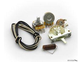 Kit Electronique Câblage Telecaster Vintage 50s