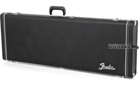 Etui Fender case G&G Jaguar Jazz Master Black Tolex 099-6112-406