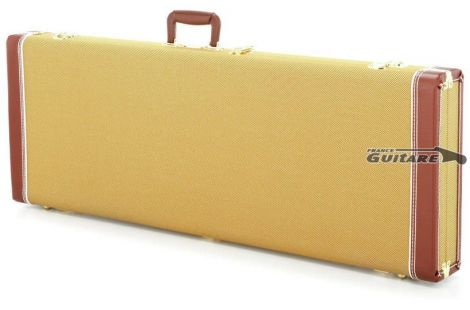 Etui Guitare Fender Flight Case Tweed Fender 099-6105-300
