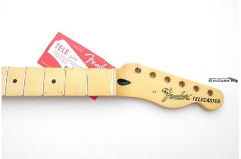 Manche Telecaster Fender Deluxe Series Thinline érable Maple
