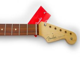 Manche Stratocaster Fender Mexico Classic Player 60s Pau Ferro
