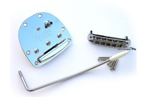 Tremolo Fender Jaguar et Jazz Master Classic Player 62 Tailpiece