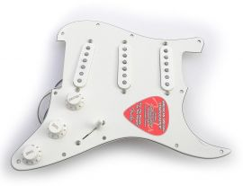 Loaded Pickguard Assembly Fender Stratocaster American Special SSS