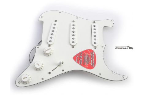 Pickguard assembly fender stratocaster american special SSS