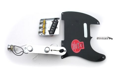 Loaded Pickguard Fender Assembly Telecaster Classic Player Baja 50s