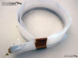 12 Jeux de Cordes en Vrac Guitare GHS Boomers Custom Light