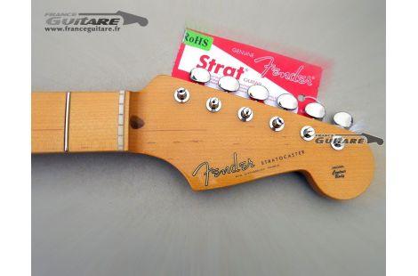 Manche Stratocaster Artist Eric Johnson Tuners et Plaque EJ