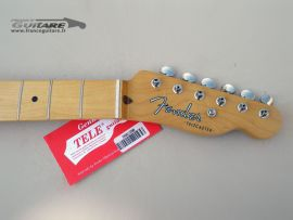 Manche Telecaster Classic Series 50s Maple et Tuners