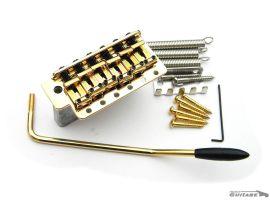 Tremolo Vibrato Fender Stratocaster Deluxe Player Gold