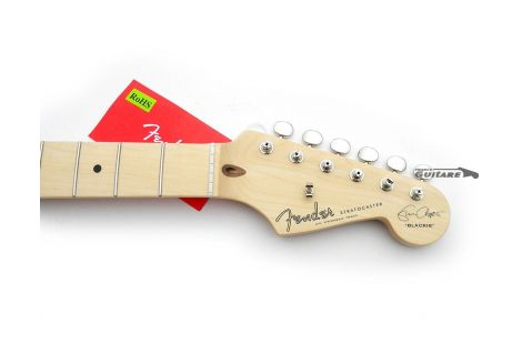 Manche Fender Stratocaster Eric Clapton Blackie Tuners