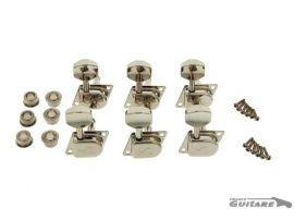 Mecaniques Schaller F-Series 70s 6L chrome FGP-10580120