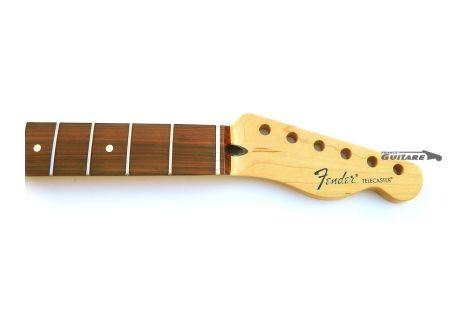 Manche Fender Telecaster Mexico Standard Pau Ferro 21 frettes