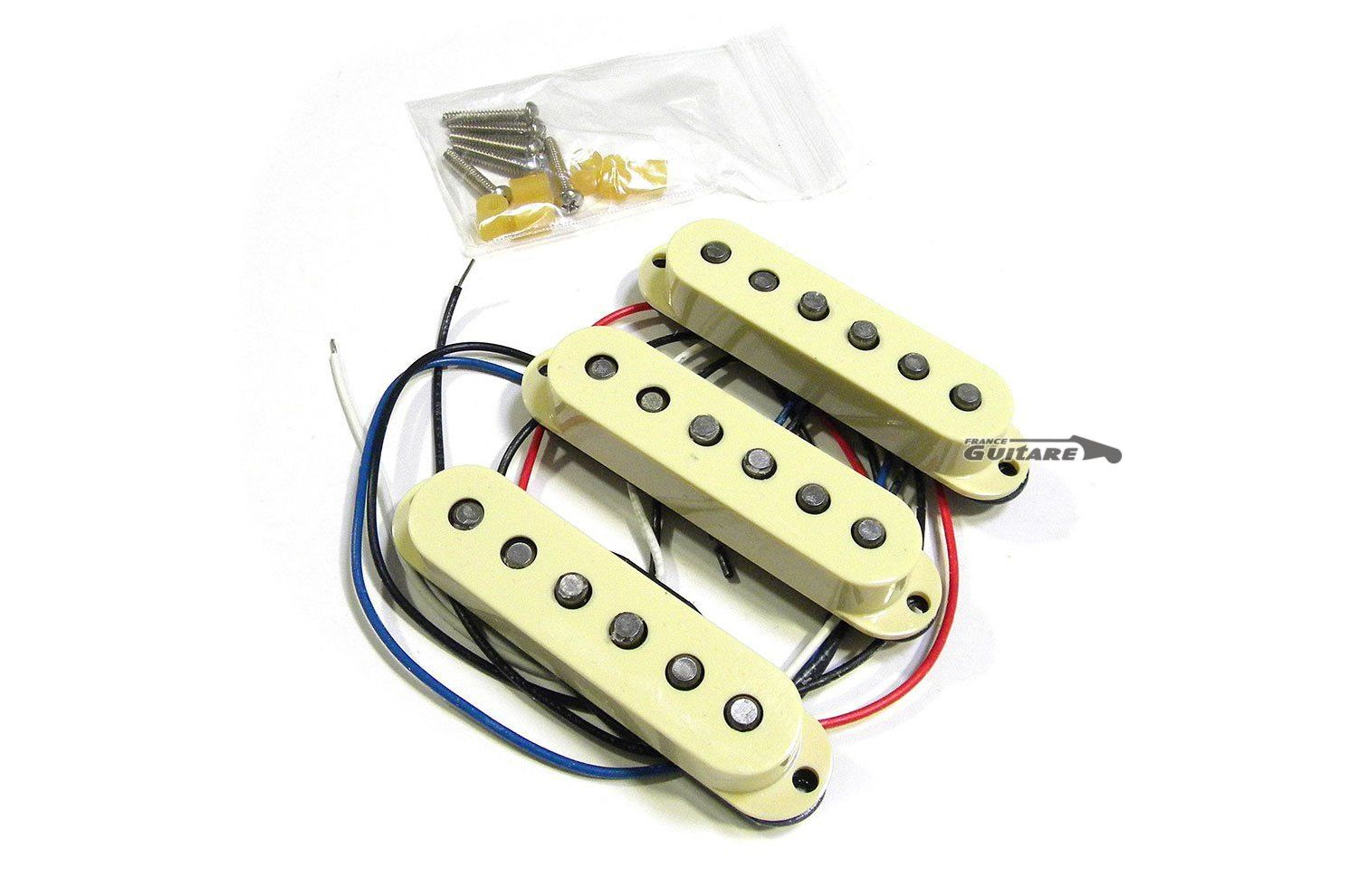 jeu de micros fender stratocaster v mod pickup set. Black Bedroom Furniture Sets. Home Design Ideas