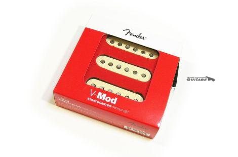 Jeu de Micros Fender Stratocaster V Mod Pickup Set