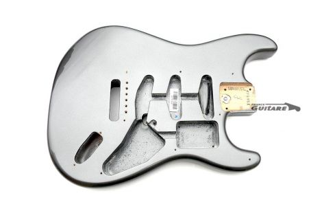 Corps Fender Stratocaster Artist Serie Eric Clapton Pewter
