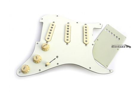 Loaded Pickguard Stratocaster Reissue 62 Texas Special Made in Japan