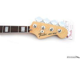 Manche Fender Jazz Bass Classic Series Reissue Vintage 70s