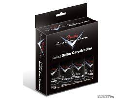 Fender Custom Shop Kit de nettoyage 4 produits