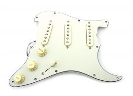 Loaded Pickguard Assembly Fender Stratocaster Artist Robert Cray
