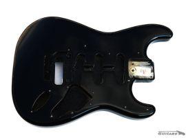 Corps Fender Stratocaster Japan Black ST-62 SSS Floyd Kahler