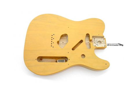 Corps Fender Telecaster Classic Player Baja Frêne Blonde 50s