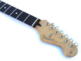 Manche Fender Stratocaster Deluxe Player Palissandre avec Mécaniques Vintage